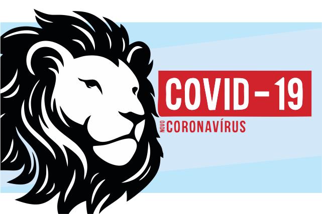 RFB covid 19 leão