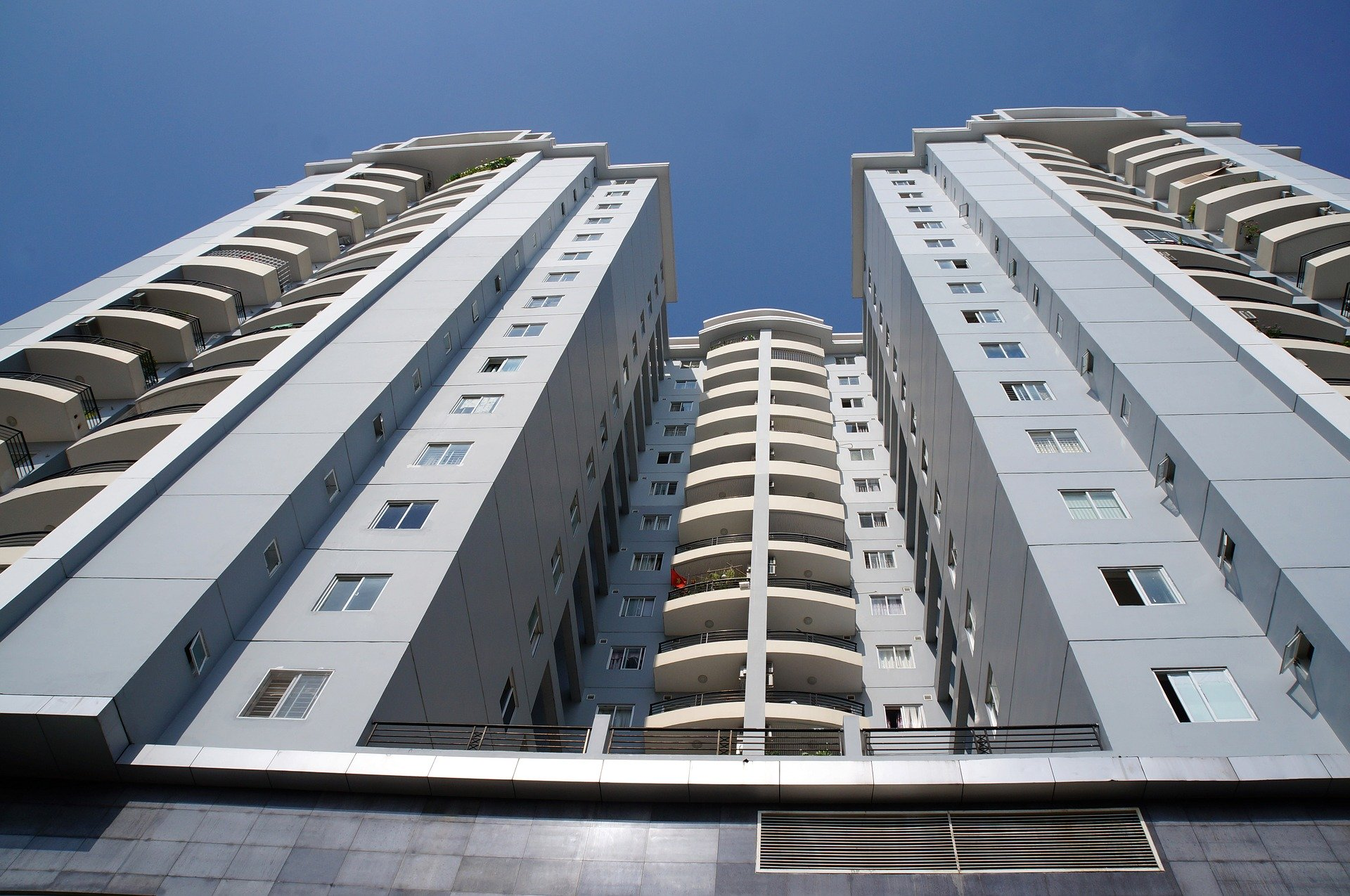 prédio de apartamentos, condomínio