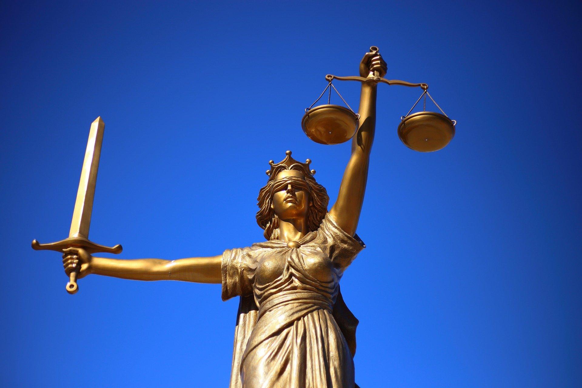 Estatua da Justiça